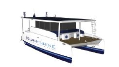 2020 Catamaran Aquanima 40 Solar Explorer