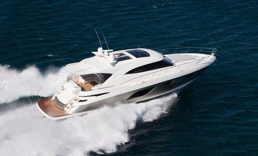 2017 Riviera 6000 Sport Yacht 2017