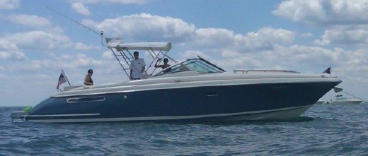 2007 Chris-Craft Corsair 36