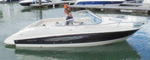 2012 Bayliner 702 Sports Cuddy