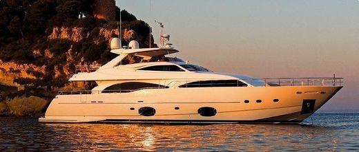 2008 Ferretti Yachts 97
