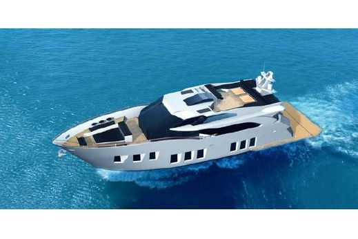 2010 Bondway Yachts Vector 78