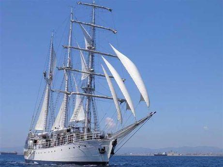 1934 Tall Ship Brigantine
