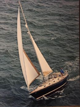 1977 Tartan 37