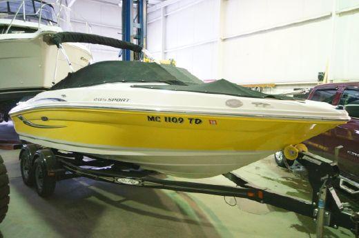2008 Sea Ray 205 Sport
