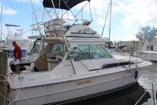 1986 Sea Ray 34 Fly Bridge