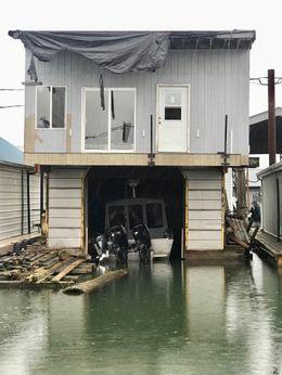 2006 Custom Boathouse