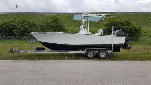 2000 Seacraft 23 CC