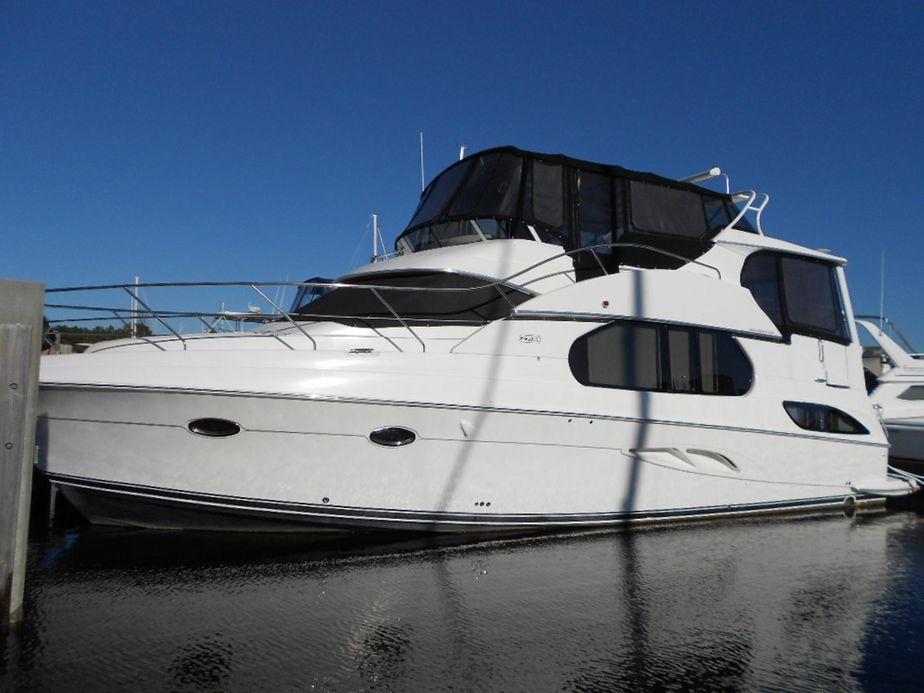 2003 Silverton 43 Motor Yacht For Sale Waa2