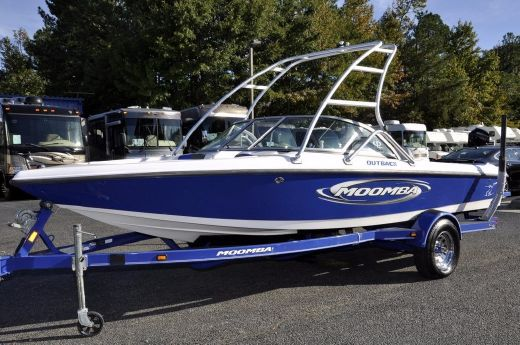2006 Moomba Outback LS