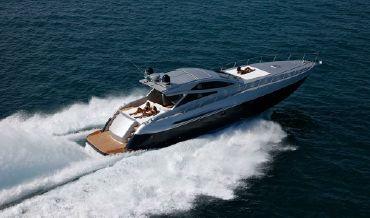 2009 Alfamarine 60 HT