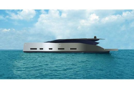 2010 Bondway Yachts Naked 78