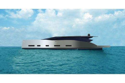 2012 Bondway Yachts Naked 78