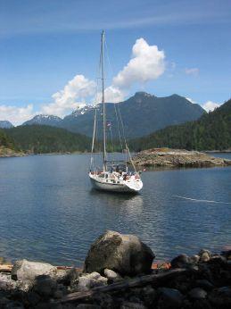 2004 Siltala Yachts - Nauticat 42
