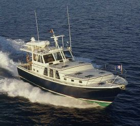 1997 Dettling Motoryacht