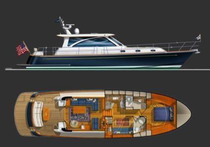 2009 Hunt Yachts 52