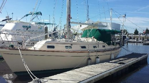 1998 Island Packet 350