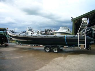 2008 Xs Ribs 990 deluxe