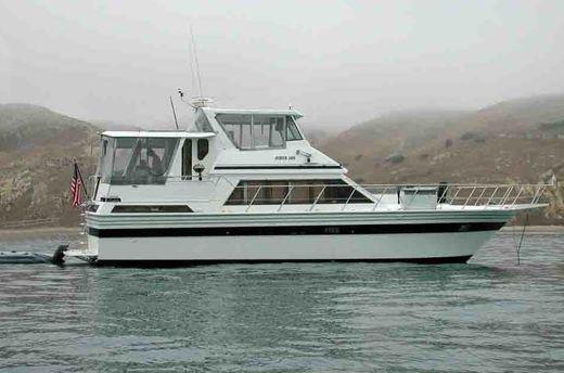1988 Kha Shing Aft Cabin Motor Yacht