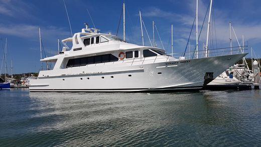 2000 York 88 Motor Yacht
