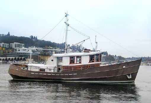 2013 Jenkins Custom Design Trawler