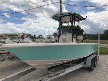 2018 Sea Chaser 23 LX