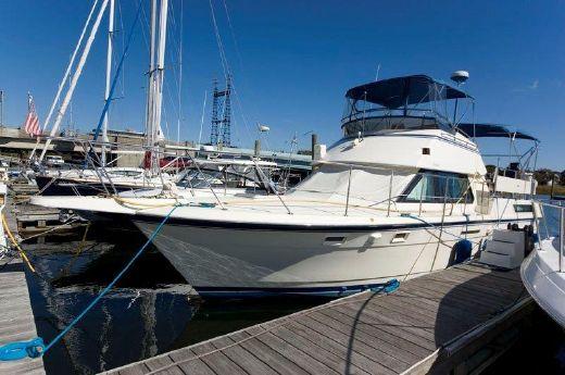 1988 Hatteras 40 Motor Yacht