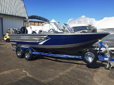 2018 Crestliner 2050 Authority