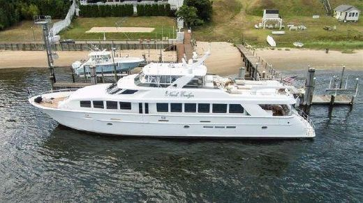 2002 Hatteras RAISED PILOTHOUSE