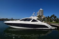 2009 Azimut Atlantis 54 (Very Low Hours)