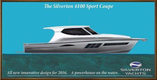 2016 Silverton 4100 Express
