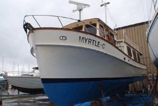 1976 Pacific Trawler 37