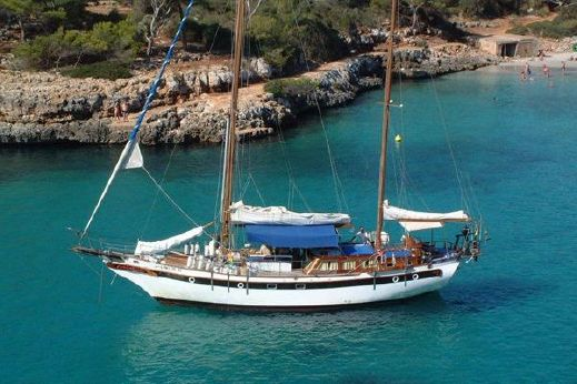 1974 Formosa 51 Ketch