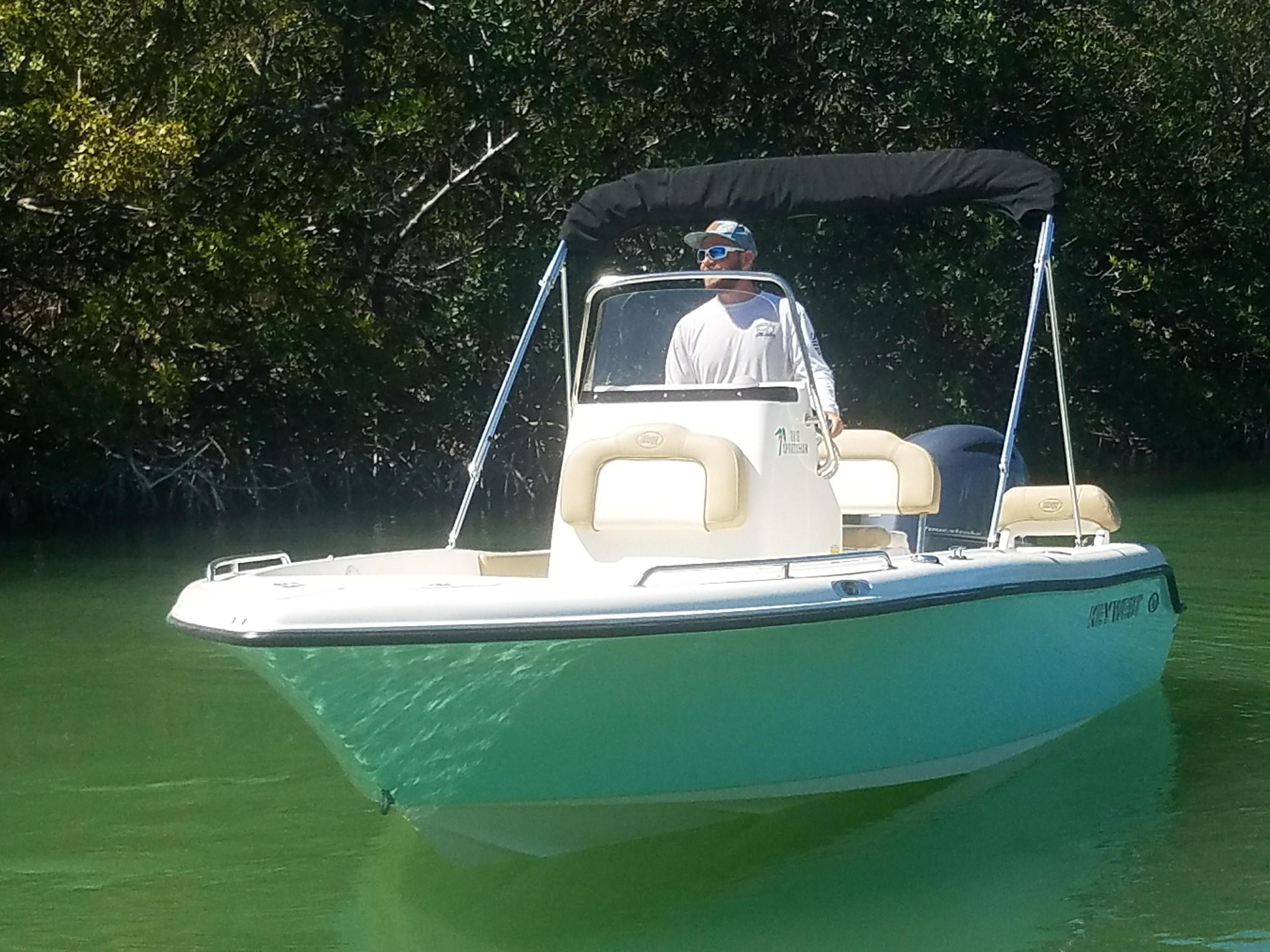2017 Key West 186 Center Console Power Boat For Sale - www ...