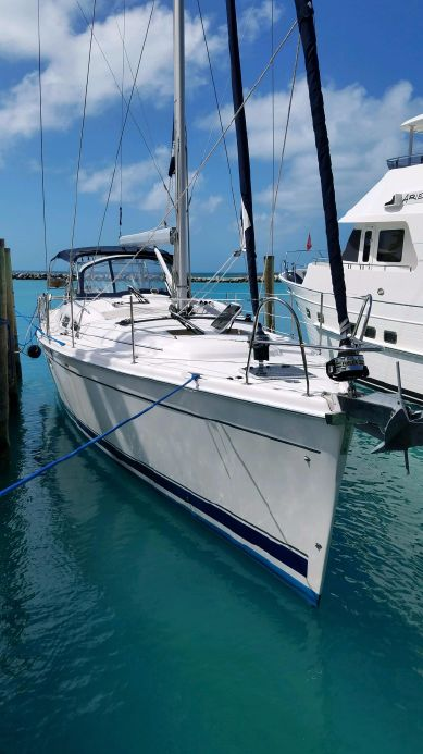 2008 Hunter 49 Sail Boat For Sale - www yachtworld com