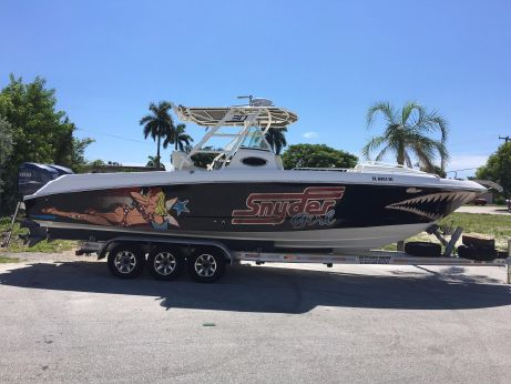 2008 Wellcraft 30 Scarab Offshore Sport