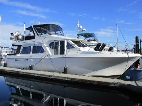 2001 Navigator 4800 Classic Pilothouse Motoryacht