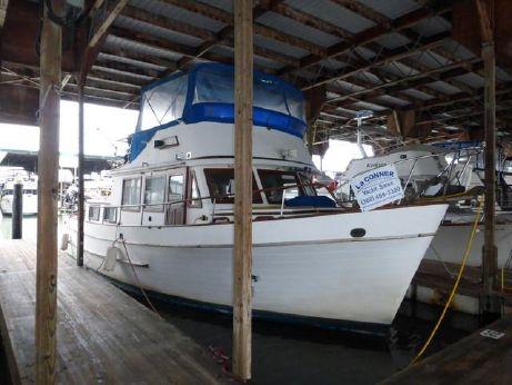 1977 Pt Puget Trawler DC