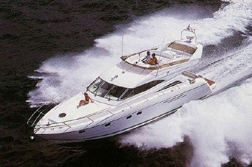 1997 Princess 56 FLY