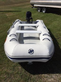 2014 Mercury Inflatables 270 Air Deck