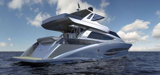 2013 Dubai Marine lancetta 75 Fly