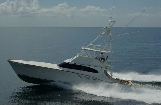 2009 Garlington Custom Sportfish Convertible
