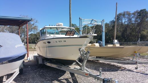 1998 Sportcraft 231 Walkaround