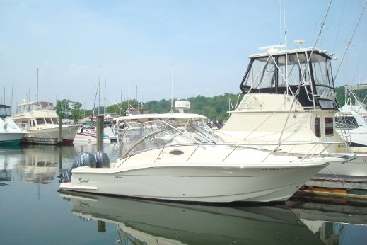 2011 Scout 262 Abaco