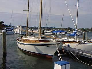 1977 Cheoy Lee Clipper Ketch