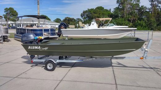 2016 Alumacraft 1448 Package