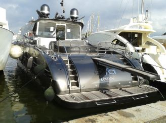 2003 Cantiere Navale Arno Leopard 27