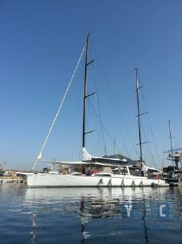 1990 Mefasa 82' Ketch One Off