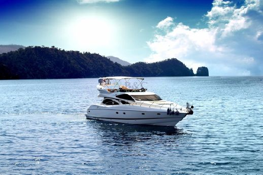 2000 Sunseeker Manhattan 64