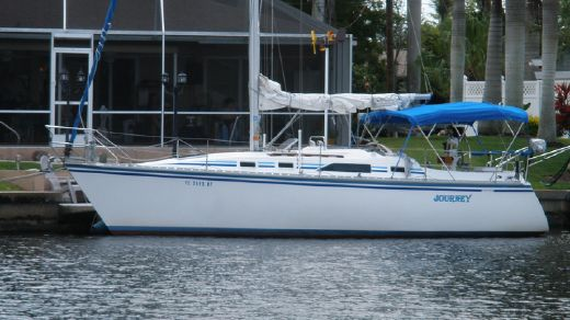 1987 Hunter sloop